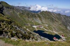 balea jezioro Zdjęcie Stock