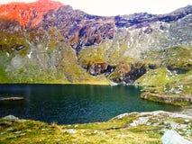 Balea Lake royaltyfri bild