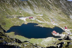 Balea lake Stock Photo
