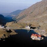 Balea Lake stock images