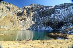 Balea Lake Arkivfoton