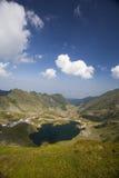 Balea Lake, Fagaras Mountains, Transylvania, Romania Stock Photos