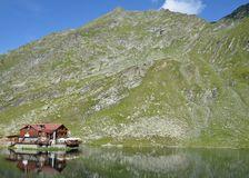 Balea Lake Stock Photography
