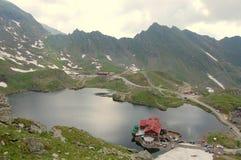 Balea Lake Stock Image