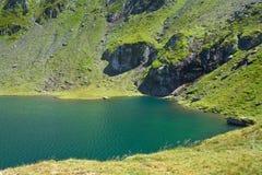Balea Lake, Romania Royalty Free Stock Photos
