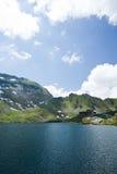 Balea Lake in Romania Royalty Free Stock Images