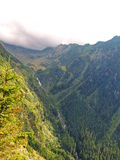 Balea Wasserfall Lizenzfreies Stockbild