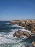 Baleal coast Stock Image