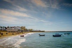 Baleanario de la Palma, Cadiz Royalty Free Stock Images