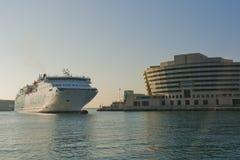 Balearia cruise Stock Photo