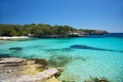 Balearic bay Royalty Free Stock Image