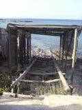 In Balearic Island Lizenzfreies Stockfoto