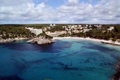 Balearic Island menorca spain Arkivfoton