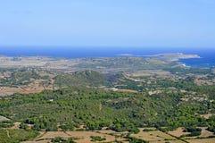Balearic Island menorca spain Royaltyfri Foto