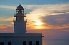 Balearic Island menorca spain Royaltyfria Foton