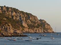 Balearischer Berg Stockbilder