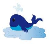 baleia Fotos de Stock Royalty Free