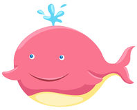 Baleia bonito Foto de Stock