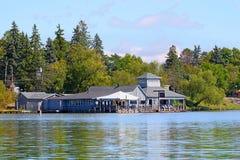 Baleia sedento Minocqua Wisconsin Imagem de Stock