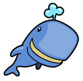Baleine Photo libre de droits