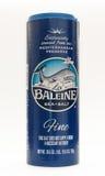 Baleine-Seesalz Stockbild