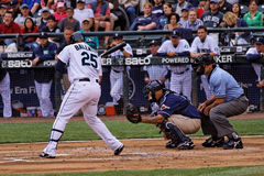 Balentien Mariners Baseball Player Royalty Free Stock Photo