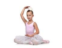 Balerin dzieci tancerz Fotografia Stock