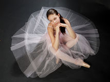 balerin young Zdjęcia Royalty Free