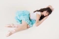 balerina Obraz Royalty Free