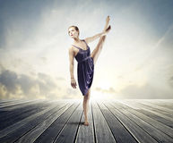 balerina Zdjęcia Stock