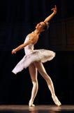 Balerina. Zdjęcie Royalty Free