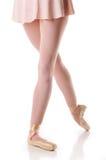 balerina buty s Zdjęcia Stock