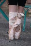 balerina cieki Obrazy Royalty Free