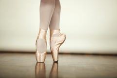 Balerina młody taniec Fotografia Royalty Free