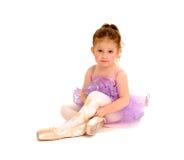 balerina malutka obrazy stock
