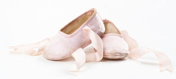 Balerina Shoes Stock Photos