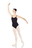 baleriny caucasian potomstwa Obraz Stock