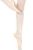 baleriny caucasian potomstwa Zdjęcie Stock
