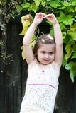 baleriny dziewczyna Zdjęcie Stock