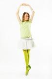 baleriny dziewczyna Fotografia Stock