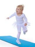 baleriny kreskówki ilustraci wektoru potomstwa Zdjęcie Royalty Free