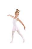 Baleriny małych dzieci tancerz zdjęcie royalty free