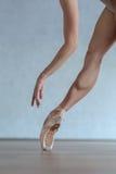 Baleriny noga zdjęcia royalty free
