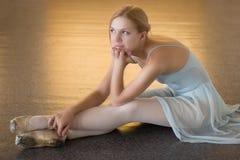baleriny nudziarstwo Obrazy Royalty Free