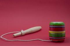 Balero Meksykanin zabawka Zdjęcie Royalty Free
