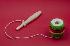 Balero Mexicaans stuk speelgoed royalty-vrije stock afbeelding