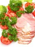 baleronów świezi warzywa Obrazy Stock