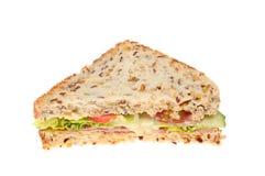Baleron kanapka Obraz Stock