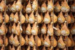 Baleronu prosciutto di Parma obraz royalty free