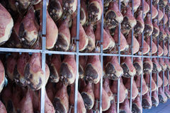 Baleronu prosciutto di Parma obrazy stock